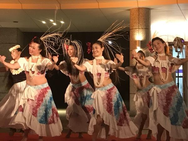 銀座木挽町ハワイアンパーティー2018.8.2613時から17時迄