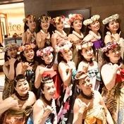 2020.11.17 Ulumanu 11期生 Anniversary hula show in カフェカイラ
